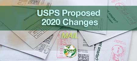 USPS Proposed 2020 Changes