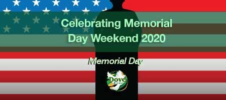 dove-direct-blog-Celebrating-Memorial-Day-Weekend-2020