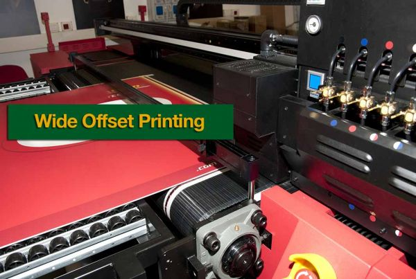 Wide Offset Printing